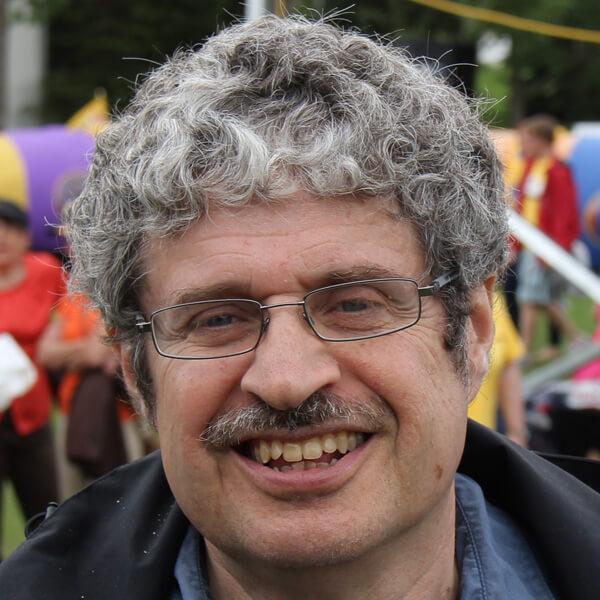 Dr. Alvin Finkel Portrait
