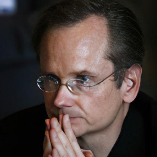 Dr. Lawrence Lessig Portrait
