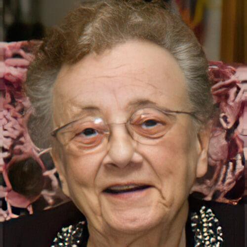 Dr. Jean Linse Pettifor Portrait