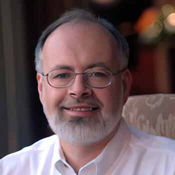 Rick Hansen Portrait