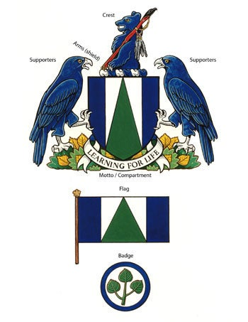 Athabasca University Coat of Arms