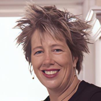 Dr. Mary Lou Jepsen Portrait