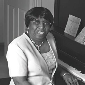 Mrs. Gwendolyn Hooks Portrait