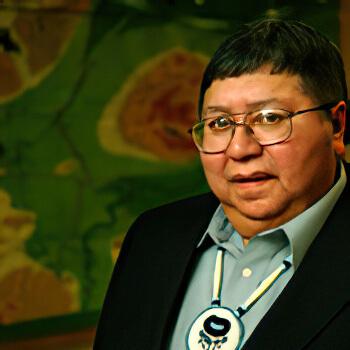 Mr. Johnsen Sewepagaham Portrait