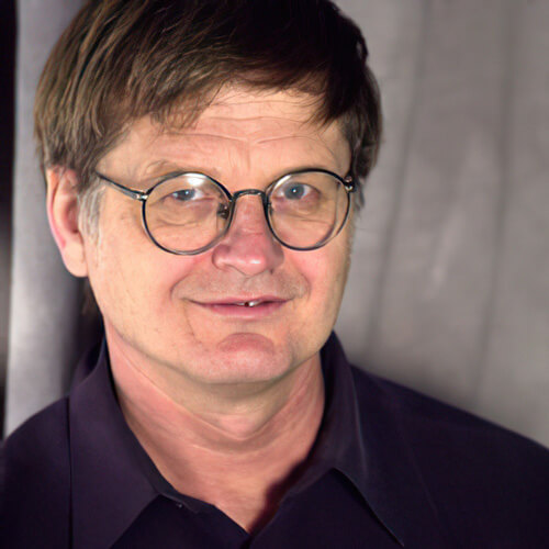 Dr. Terry Anderson Portrait