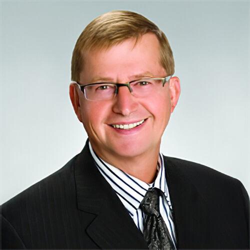 Mr. Brian Curial Portrait