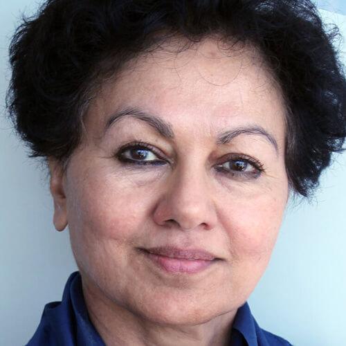 Professor Asha Kanwar Portrait