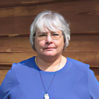 Ms. Marie Smallface-Marule Portrait