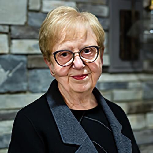 Margaret Mrazek Portrait