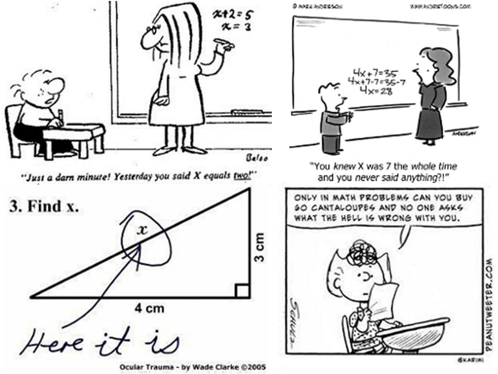 Math Diagnostic Funny Image