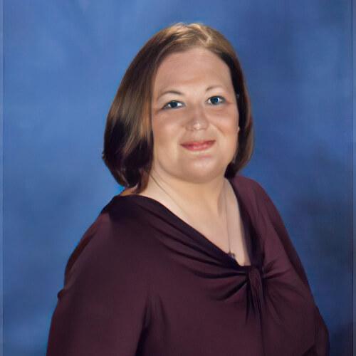 Ms. Lisa Priebe Portrait