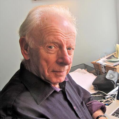 Dr. Tony Bates Portrait
