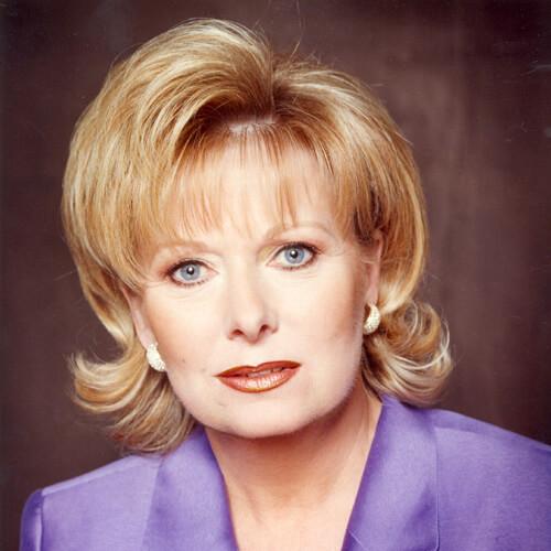 Ms. Pamela Wallin Portrait