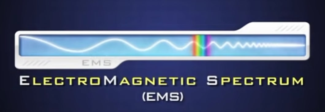 Electromagnetic Spectrum NASA